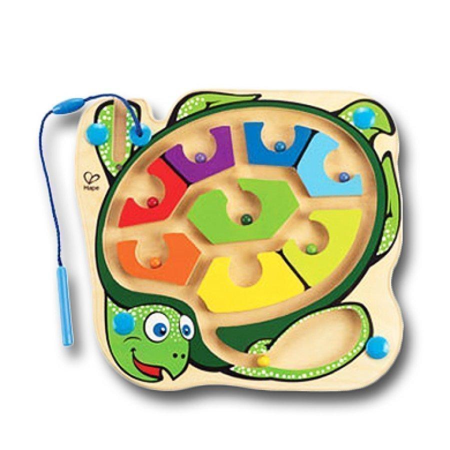 Hape Colorback Sea Turtle Värikäs Kilpikonna