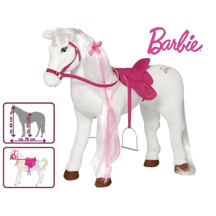 Happy People Barbie Hevonen Majesty