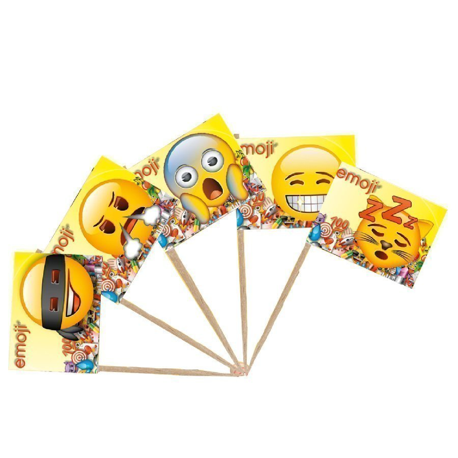 Happy People Koristeliput Emoji