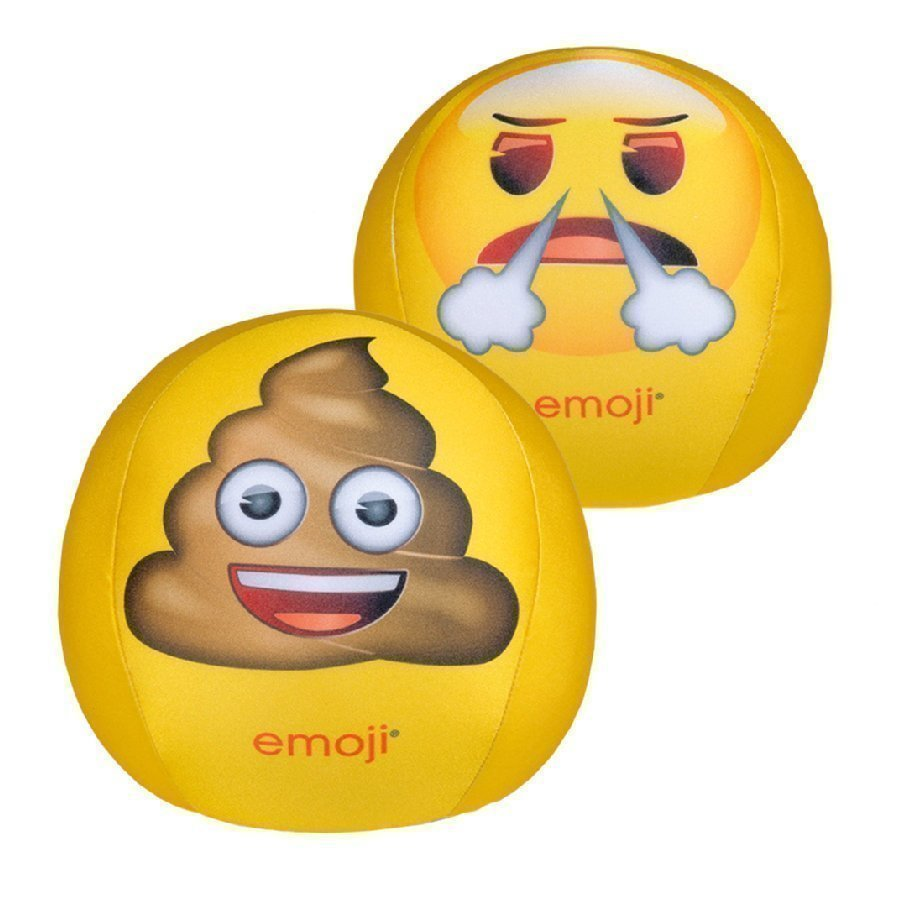 Happy People Pallo Emoji 19 Cm