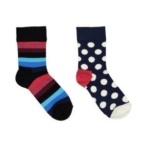 Happy Socks Big Dot Sukat 2 Pack
