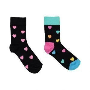 Happy Socks Heart Sukat 2 Pack