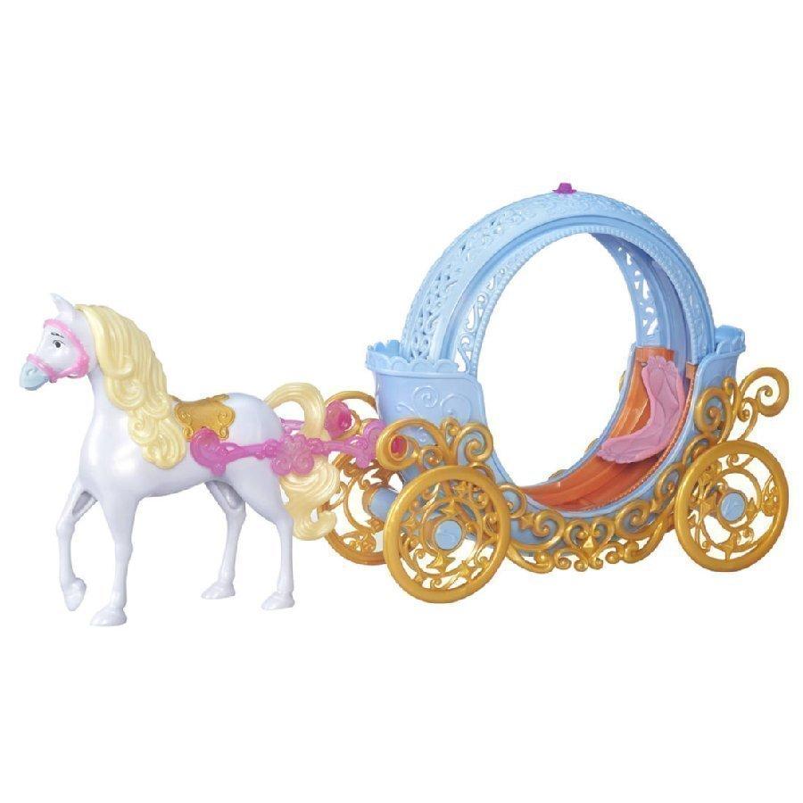 Hasbro Disney Princess Tuhkimon Muuttuvat Vaunut