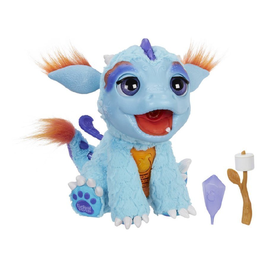 Hasbro Furreal Friends Torch My Blazin' Dragon