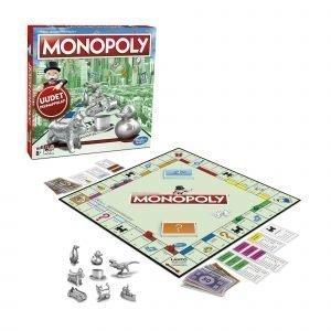 Hasbro Gaming Monopoli Uusi Versio