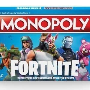 Hasbro Gaming Monopoly Fortnite Englannin Kielinen