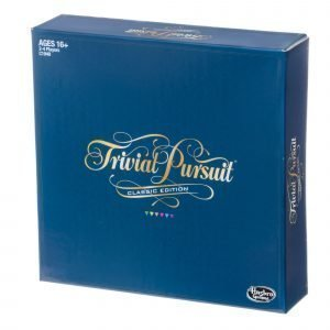 Hasbro Gaming Trivial Pursuit Classic Edition Peli