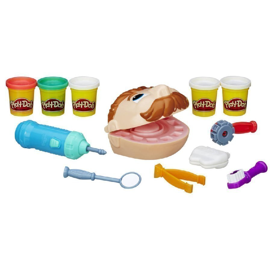 Hasbro Play Doh Doctor Drill 'n Fill