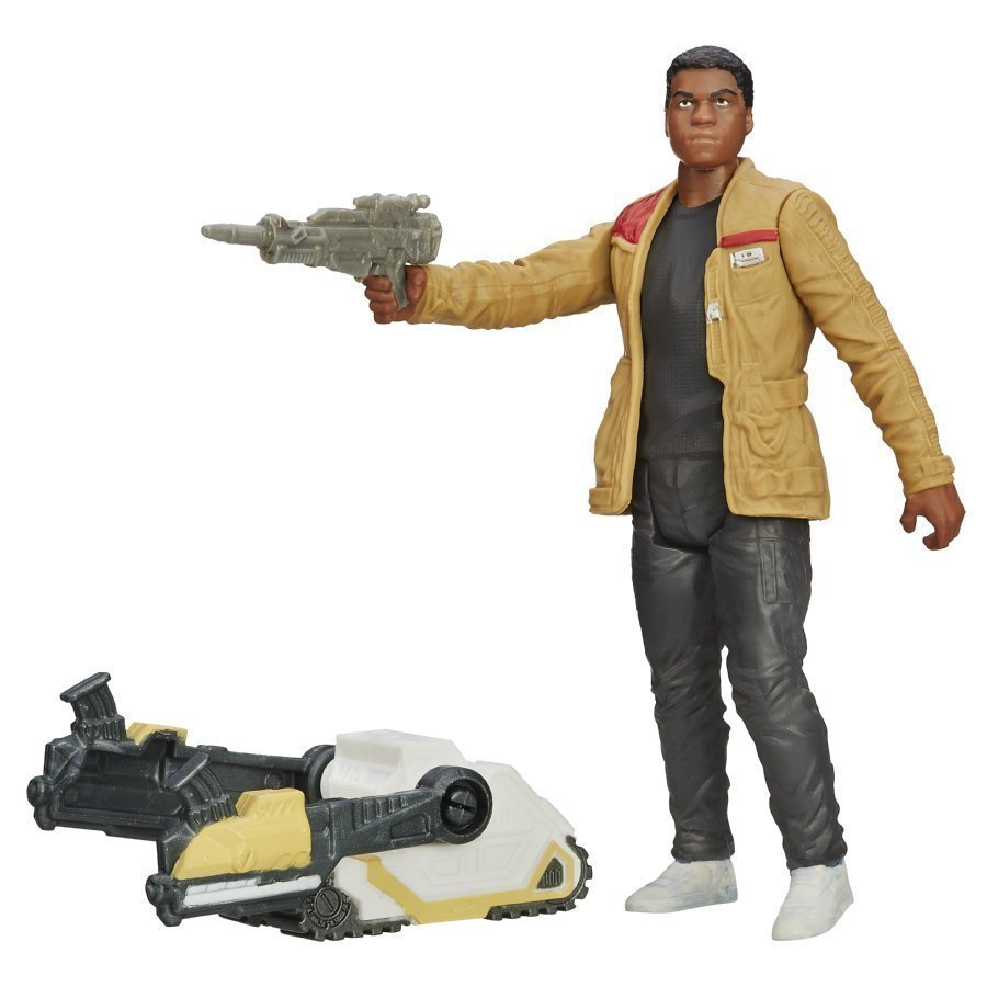 Hasbro Star Wars Episode Vii The Force Awakends Desert Mission Finn Jakku