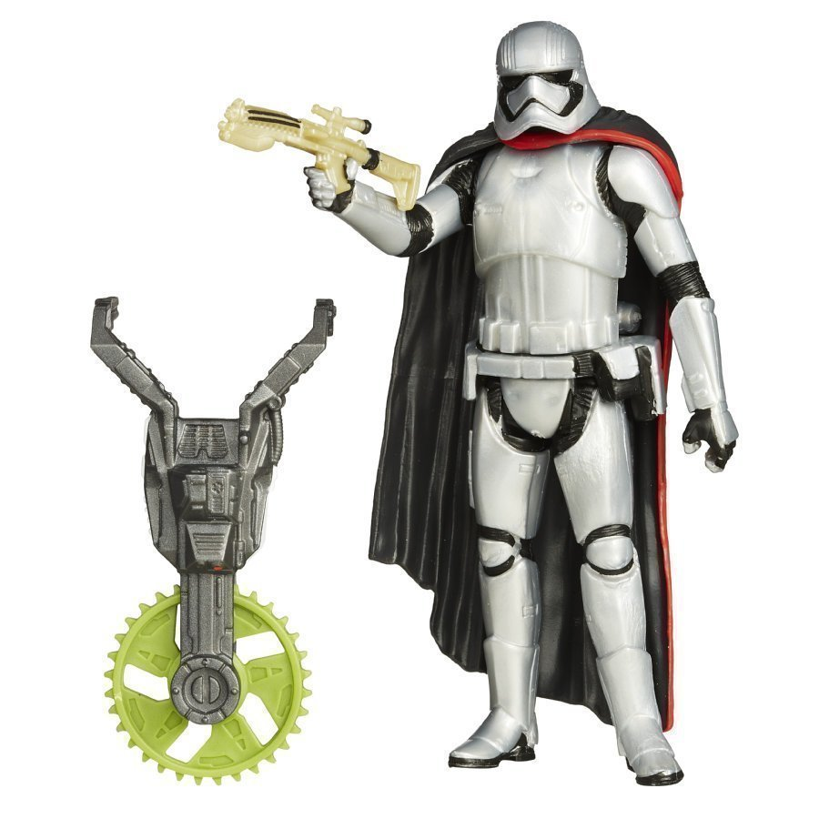 Hasbro Star Wars Episode Vii The Force Awakens Captain Phasma