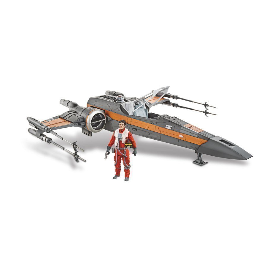 Hasbro Star Wars The Force Awakens Poe's X Wing Fighter