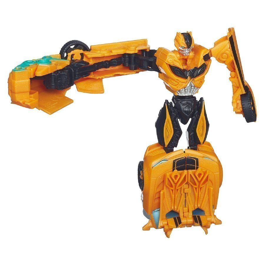 Hasbro Transformers Movie 4 Deluxe Attackers Bumblebee A9857e24