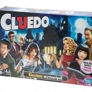 Hasbrogames Cluedo Refresh Lautapeli