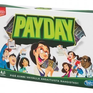 Hasbrogames Monopoly Payday