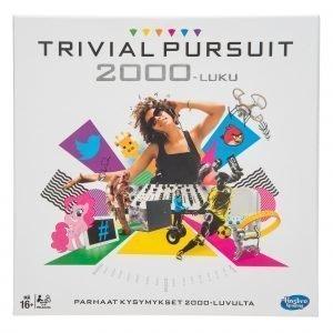 Hasbrogames Trivial Pursuit 2000s Lautapeli