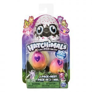 Hatchimals Colleggtibles 2pk W. Nest Hahmo