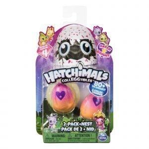 Hatchimals Colleggtibles 2pk W. Nest Hahmo
