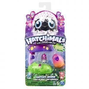 Hatchimals Colleggtibles Light Up Nest Pesä