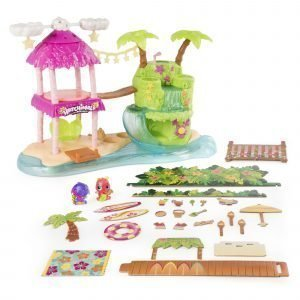 Hatchimals Colleggtibles Tropical Party Leikkisetti