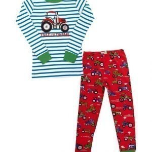 Hatley Farm Tractors Pyjama