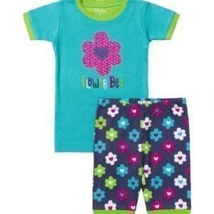 Hatley Flower Heart Pyjama