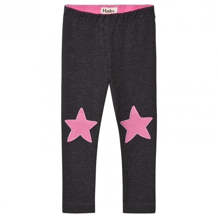 Hatley Grey Star Leggings Legginsit