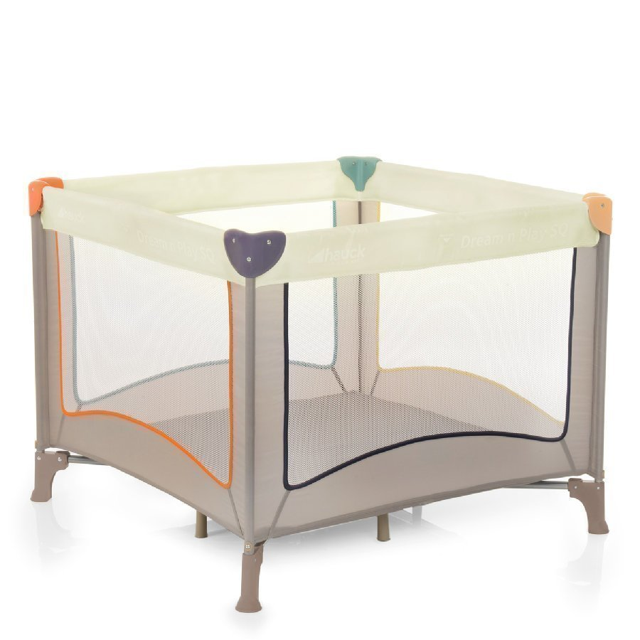 Hauck Matkasänky Dream'n Play Sq Multicolor Beige Mallisto 2015
