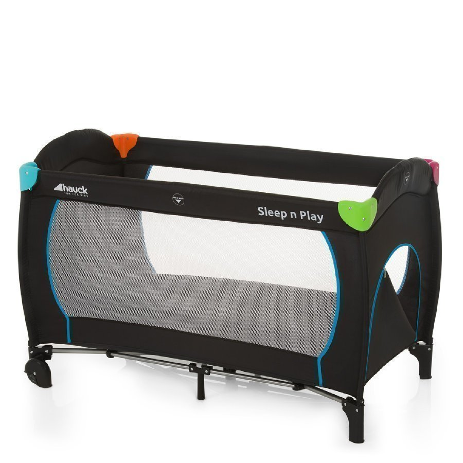 Hauck Matkasänky Sleep'n Play Go Plus Multicolor Black Mallisto 2015