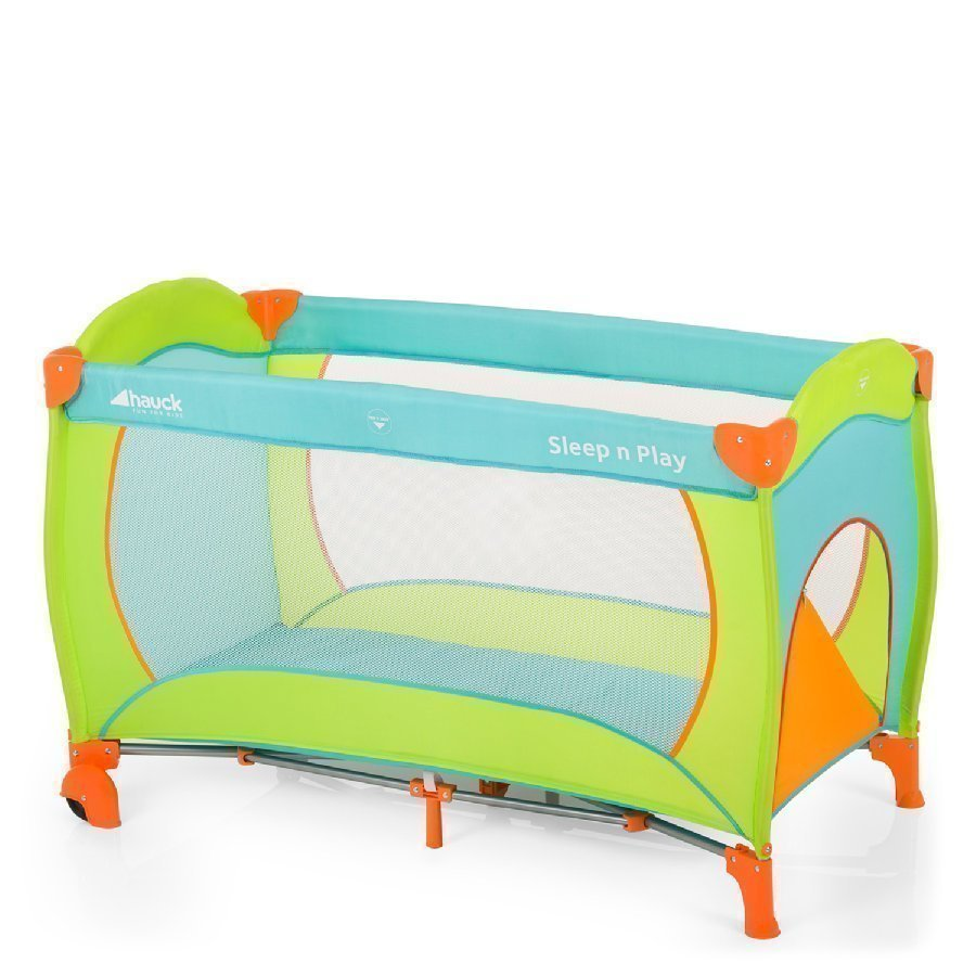 Hauck Matkasänky Sleep'n Play Go Plus Multicolor Sun Mallisto 2015