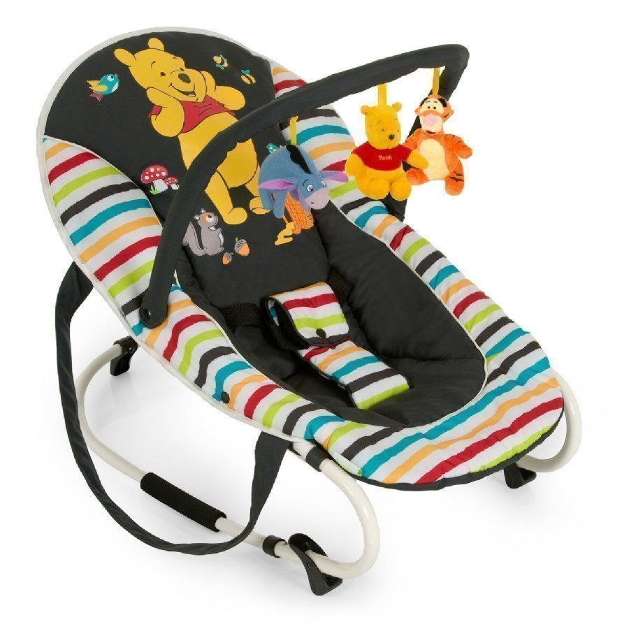 Hauck Sitteri Bungee Deluxe Disney Pooh Tidy Time