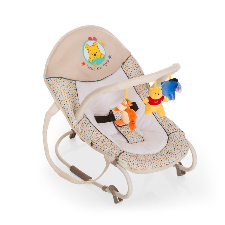 Hauck Sitteri Bungee Deluxe Pooh Ready To Play