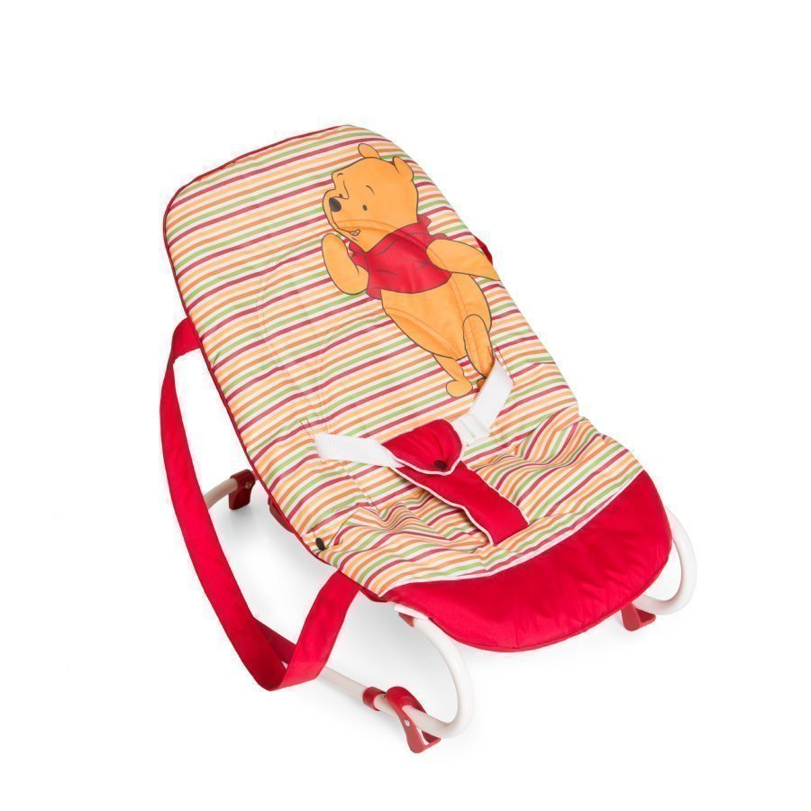 Hauck Sitteri Rocky Pooh Spring Brights Red