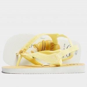Havaianas Baby Disney Flip Flop Sandals Infant Keltainen