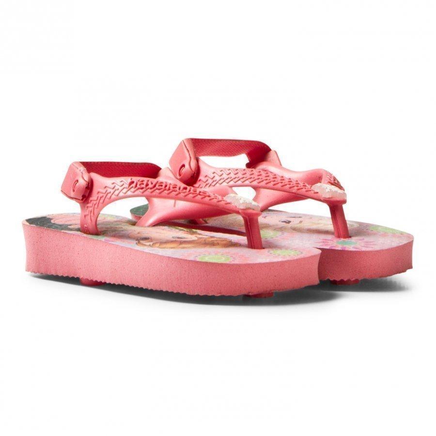 Havaianas Baby Frozen Sandal Pink Sandaalit