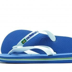 Havaianas Brazil Flip Flops Sininen