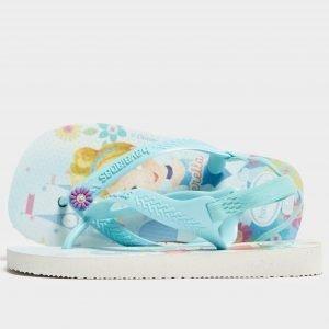 Havaianas Disney Princess Flip Flop Sandals Infant Sininen