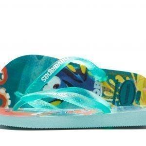 Havaianas Dory Flip Flops Sininen