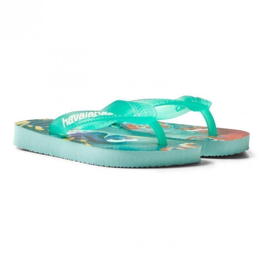 Havaianas Kids Nemo & Dory Sandal Ice Blue Sandaalit