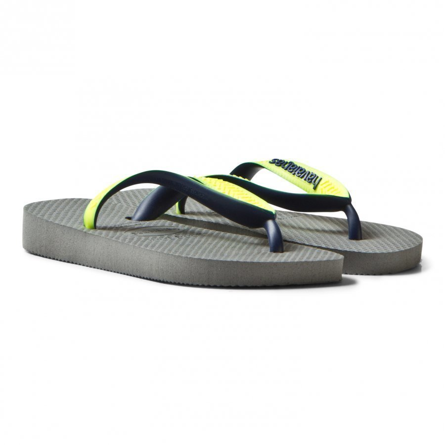 Havaianas Kids Top Mix Sandal Steel Grey Sandaalit