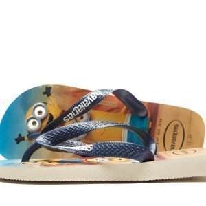 Havaianas Minions Flip Flops Beige