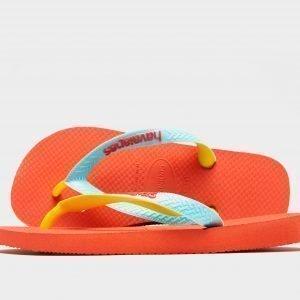 Havaianas Top Mix Flip Flops Coral