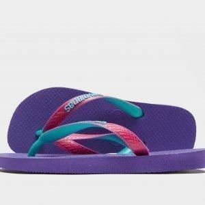 Havaianas Top Mix Flip Flops Violetti
