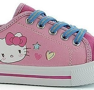 Hello Kitty Tennarit Low Fuxia/Pink