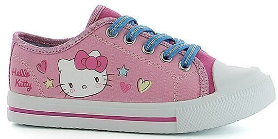 Hello Kitty Tennarit Low Fuxia/Pink