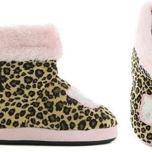 Hello Kitty Tossut Leopardi