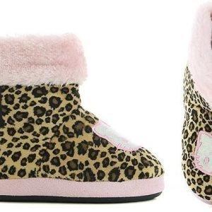 Hello Kitty Tossut Leopardi