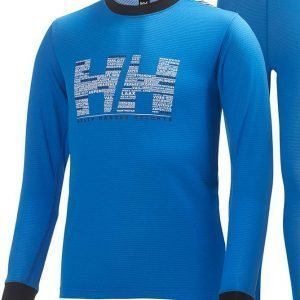 Helly Hansen Active Set Jr Kerrasto Sininen