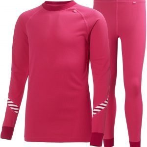 Helly Hansen Jr Dry Set Kerrasto Magenta