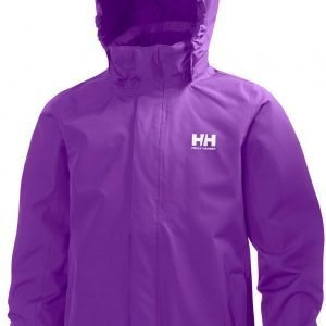 Helly Hansen Jr Dubliner Jacket Kuoritakki Purple