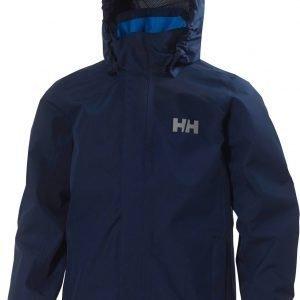 Helly Hansen Jr Dubliner Jacket Kuoritakki Tummansininen